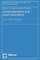 Constitutionalism and Good Governance