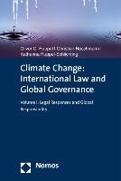 Climate Change: International Law and Global Governance 01