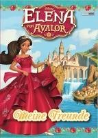 Disney Elena von Avalor Freundebuch