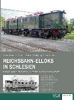 Reichsbahn-Elloks in Schlesien