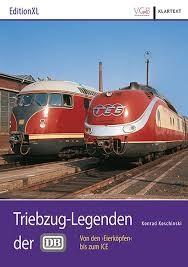 Triebzug-Legenden der DB