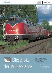 DB-Dieselloks der 1950er-Jahre