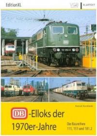 DB-Elloks in den 1970er-Jahren