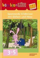 bambinoLÜK. Spannende Erlebnisse mit Elefant und Hase