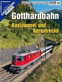 Eisenbahn-Kurier 54 - Gotthardbahn