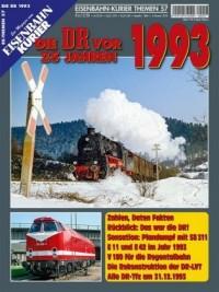 EK-Themen 57: Die DR vor 25 Jahren - 1993