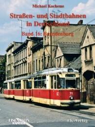 Strassen- und Stadtbahnen in Deutschland 16. Brandenburg