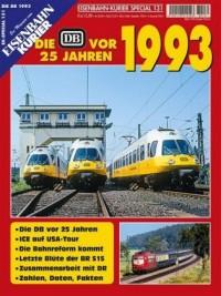 Die DB vor 25 Jahren - 1993