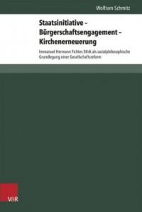 Staatsinitiative - Bürgerschaftsengagement - Kirchenerneuerung