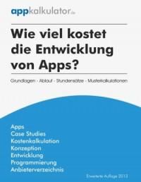 Wie viel kostet die Entwicklung von Apps?