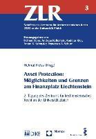 Asset Protection: Möglichkeiten und Grenzen am Finanzplatz Liechtenstein