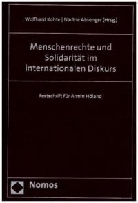 Menschenrechte und Solidarität im internationalen Diskurs