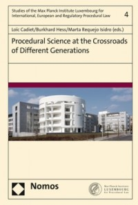 Procedural Science at the Crossroads of Different Generations