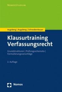 Klausurtraining Verfassungsrecht