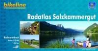 Radregion Salzkammergut 1:75.000