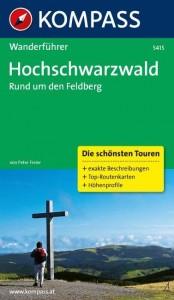 WF5415 Hochschwarzwald, Rund um den Feldberg Kompass