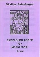 Passionslieder für Männerchor