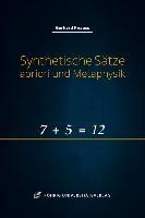 Synthetische Sätze apriori und Metaphysik