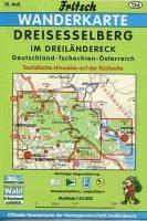 Dreisesselberg 1 : 35 000. Fritsch Wanderkarte