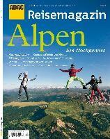 ADAC Reisemagazin Die Alpen