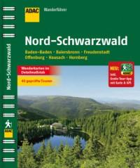 ADAC Wanderführer Nord-Schwarzwald inklusive Gratis Tour App
