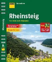 ADAC Wanderführer Rheinsteig plus Gratis Tour App
