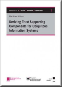 Deriving Trust Supporting Components for Ubiquitous Information Systems