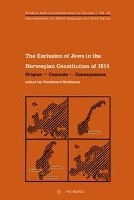 The Exclusion of Jews in the Norwegian Constitution of 1814