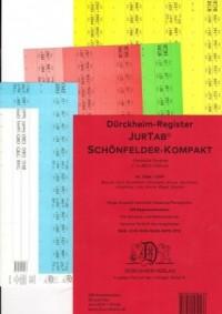 SCHÖNFELDER KOMPAKT Dürckheim-Griffregister Nr. 2566 (2019/174.EL)