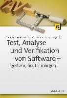 Test, Analyse und Verifikation von Software - gestern, heute, morgen