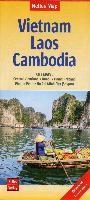 Nelles Map Vietnam - Laos - Cambodia