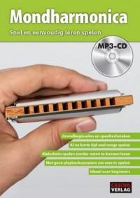 Mondharmonica - Snel en eenvoudig leren spelen + MP3-CD