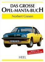 Das große Opel-Manta-Buch