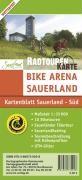 Bike Arena Sauerland Süd Mountainbikekarte 1 : 35 000