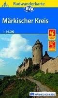 Radwanderkarte BVA Märkischer Kreis, 1:50.000
