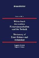 Wörterbuch der exakten Naturwissenschaften und der Technik. Band 1. Englisch - Deutsch