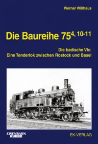 Die Baureihe 75.4, 10-11