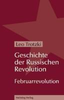Geschichte der Russischen Revolution 1