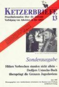 Hitlers Verbrechen standen nicht allein