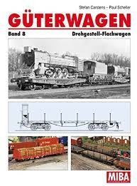 Güterwagen Band 8. Drehgestell-Flachwagen