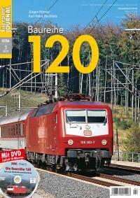 Baureihe 120 mit DVD