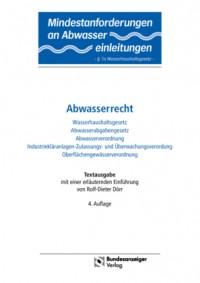 Abwasserrecht