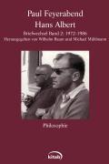 Paul Feyerabend - Hans Albert: Briefwechsel 2 (1972-1986)