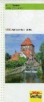 Ahaus, Coesfeld Wanderkarte 1 : 35 000