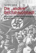 """Die """"andere"""" Reichshauptstadt"""