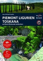 Motorrad Reiseführer Piemont Ligurien Toskana