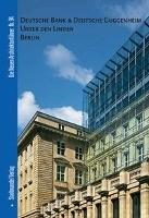 Deutsche Bank & Deutsche Guggenheim Unter den Linden Berlin