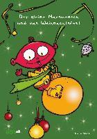 Der kleine Marsmensch und das Weihnachtsfest. Adventskalender zum Lesen und Vorlesen