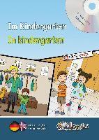 Lingufant - Im Kindergarten / In kindergarten - deutsch/englisch - mit CD