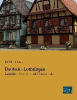 Deutsch - Lothringen